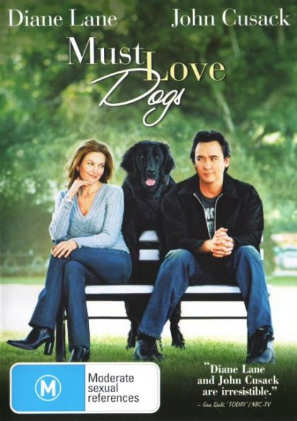 DVD - Must Love Dogs [2005] (Preowned)
