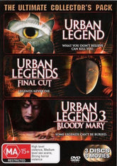 DVD - Urban Legend : 1/2/3 [1998] (Preowned)