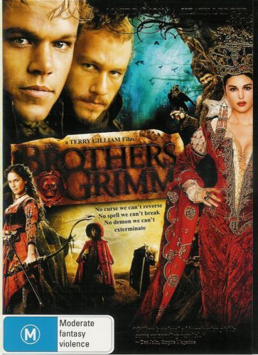 DVD - Brothers Grimm [2005] (Preowned)