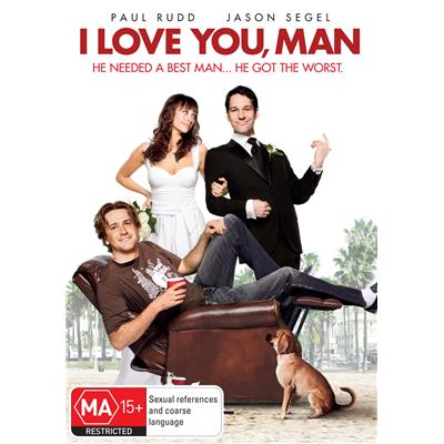 DVD - I Love You, Man [2009] (Preowned)