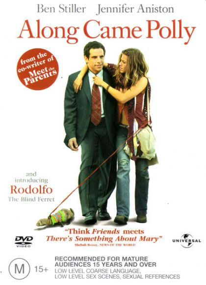 DVD - Along Came Polly [2003] (Ex-Rental)