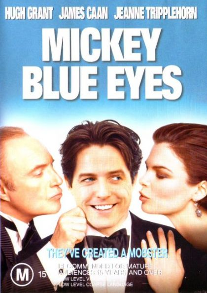 DVD - Mickey Blue Eyes [1999] (Preowned)
