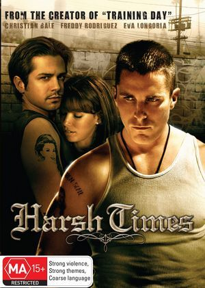 DVD - Harsh Times [2005] (Preowned)