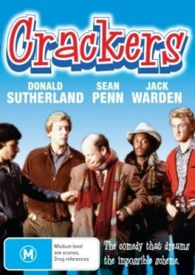 DVD - Crackers [1984] (Preowned)