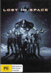 DVD - Lost In Space [1998] (Used)