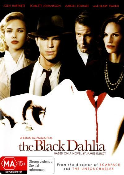DVD - Black Dahlia, The [2006] (Preowned)