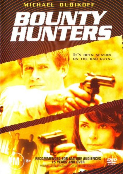 DVD - Bounty Hunters [1996] (Preowned)