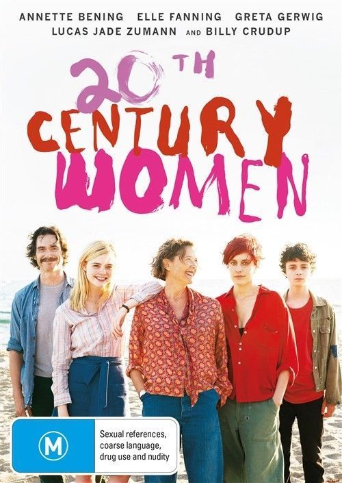 DVD - 20th Century Women [2016] (Ex-Rental)
