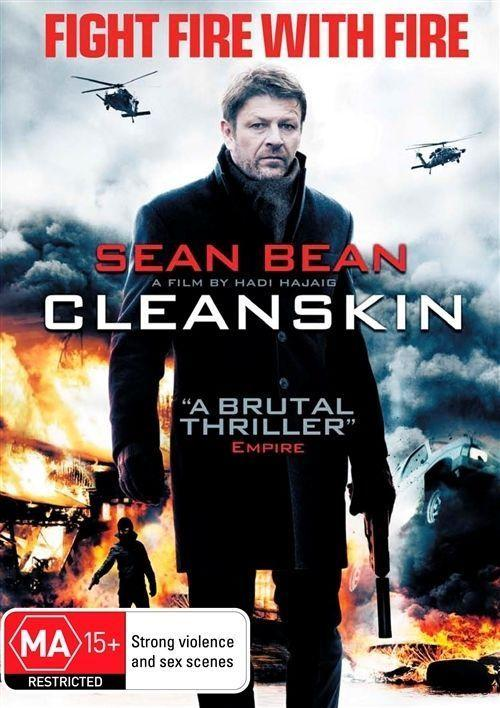DVD - Cleanskin [2012] (Preowned)