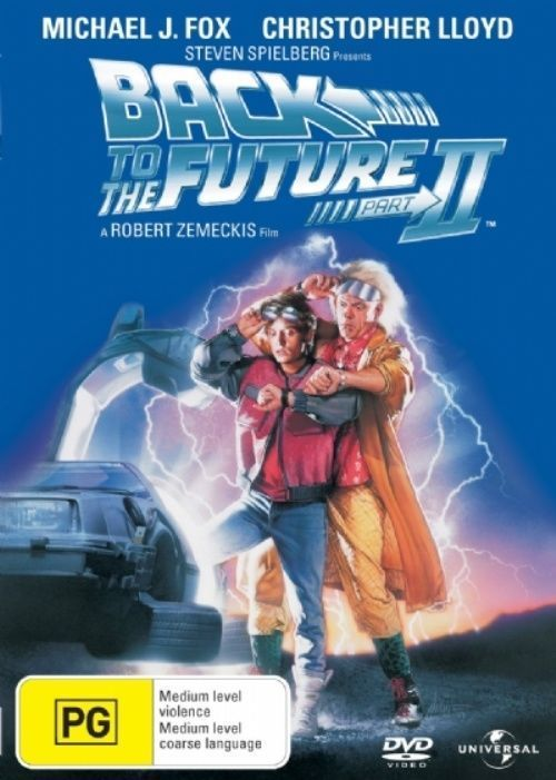 DVD - Back To The Future 2 (Preowned)