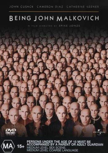 DVD - Being John Malkovich [1999] (Preowned)