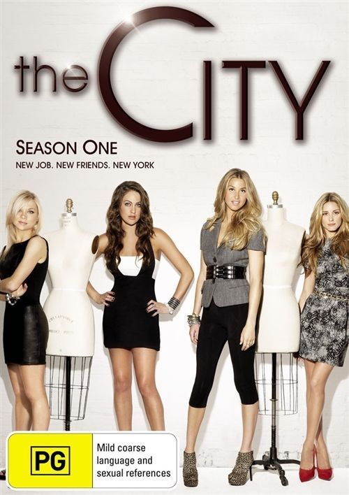 DVD - City, The : Season One : New Job, New Friends, New York (Preowned)