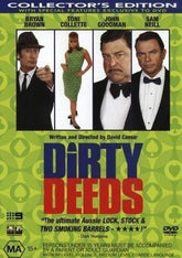 DVD - Dirty Deeds (Ex-Rental)