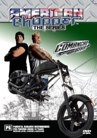 DVD - American Chopper: Comanche Bike [2004] (Preowned)