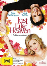 DVD - Just Like Heaven [2005] (Preowned)