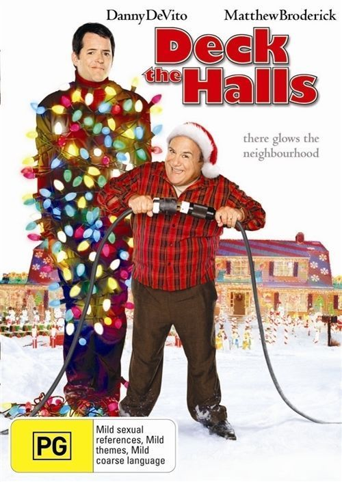 DVD - Deck The Halls [2006] (Preowned)