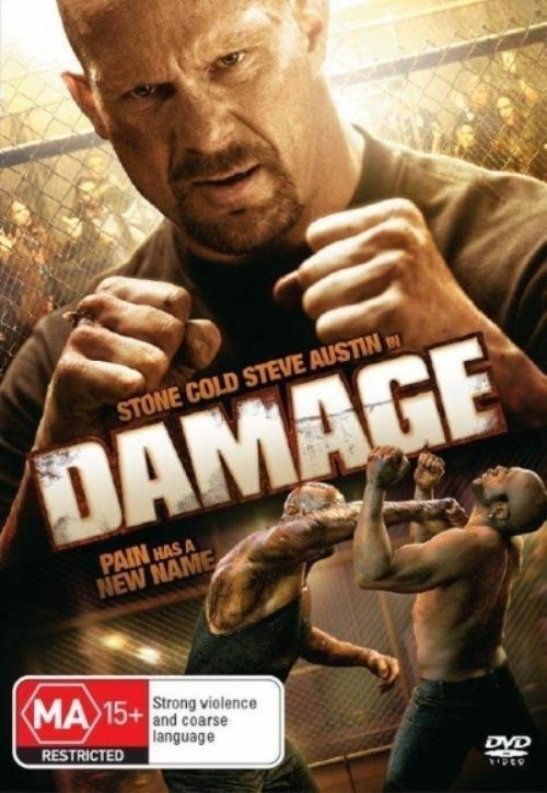 DVD - Damage [2009] (Preowned)