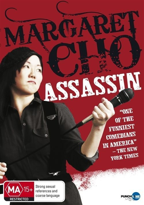 DVD - Margaret Cho - Assassin (Brand New Sealed)