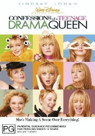 DVD - Confessions of a Teenage Drama Queen [2004] (Preowned)