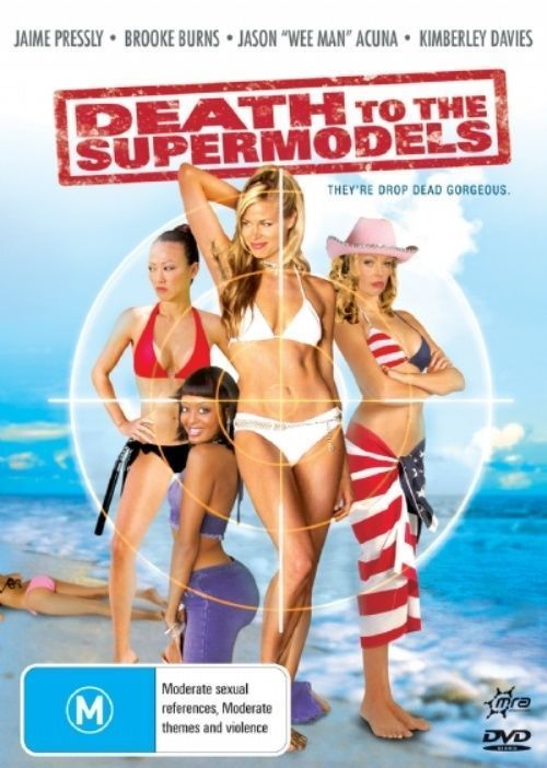 DVD - Death to the Supermodels [2005] (Preowned)