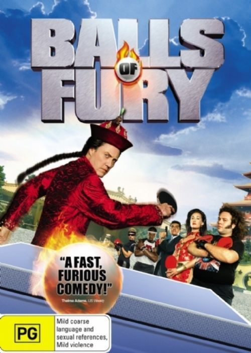 DVD - Balls Of Fury [2007] (Preowned)
