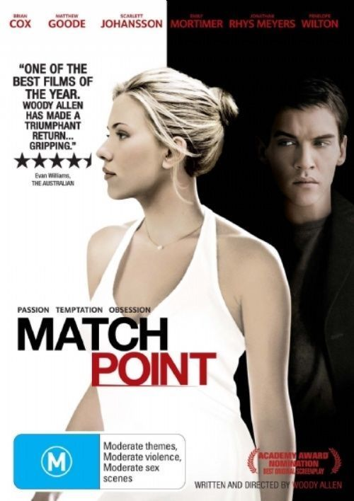 DVD - Match Point [2005] (Preowned)