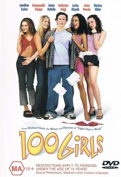 DVD - 100 Girls (Preowned)
