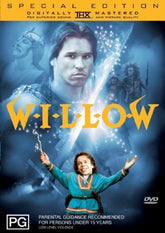 DVD - Willow (PG) (Preowned)
