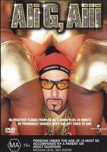 DVD - Ali G, Aiii [2000] (Preowned)