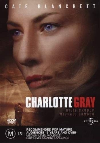 DVD - Charlotte Gray [2001] (Preowned)