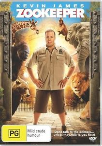 DVD - Zookeeper [2011] (Used)