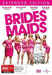 DVD - Bridesmaids : Extended Edition [2011] (Brand New Sealed)