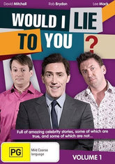 DVD - Would I Lie to You?: Volume 1 [2007] (Used)