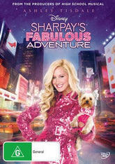 DVD - Sharpays Fabulous Adventure [2011] (Ex-rental)