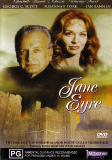 DVD - Jane Eyre [1971] (Used)