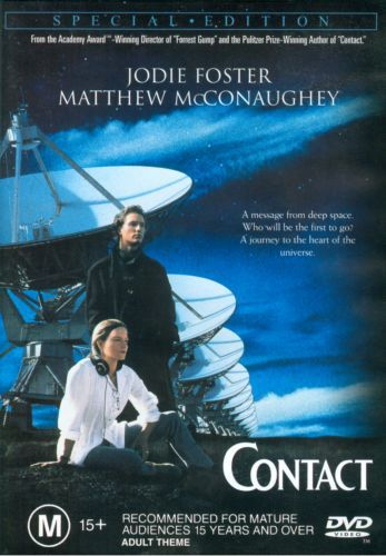 DVD - Contact [1997] (Preowned)