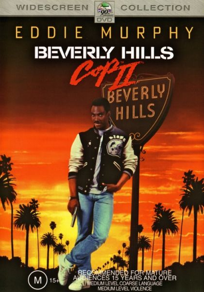 DVD - Beverly Hills Cop 2 [1987] (Preowned)