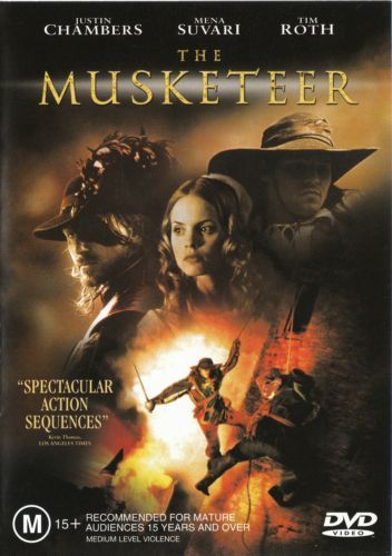 DVD - Musketeer, The [2001] (Preowned)