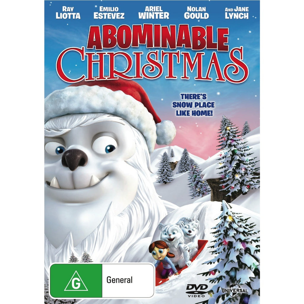 DVD - Abominable Christmas [2012] (Preowned)