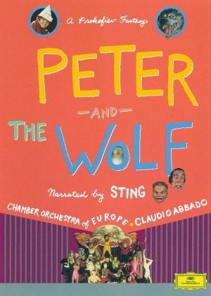 DVD - Peter And The Wolf (Preowned)