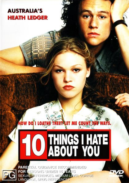 DVD - 10 Things I Hate About You [1999] (Used)