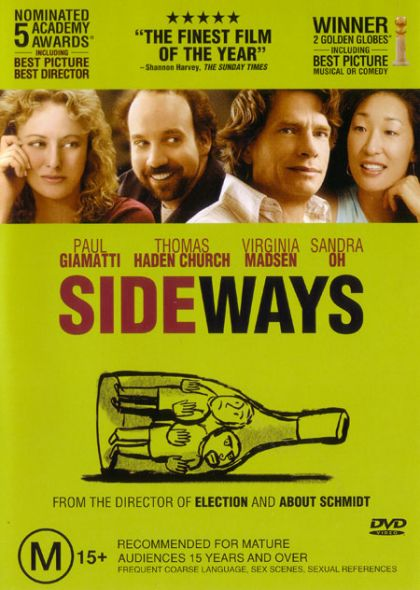 DVD - Sideways [2004] (Preowned)