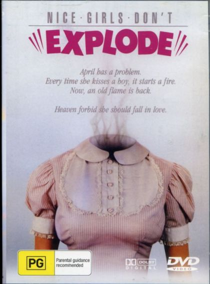 DVD - Nice Girls Don't Explode [1987] (Preowned)