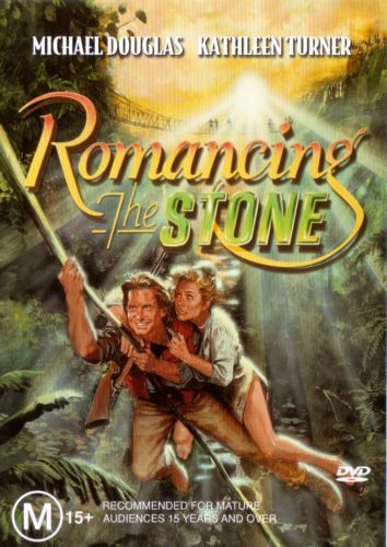 DVD - Romancing the Stone [1984] (Preowned)
