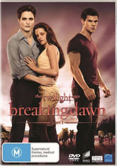 DVD - Twilight Saga: Breaking Dawn Part 1 [2011] (Preowned)