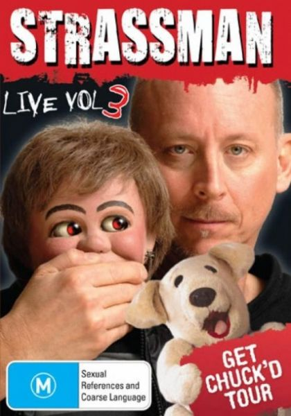 DVD - Strassman Live Vol. 3 : The Get Chuck'd Tour [2011] (Preowned)