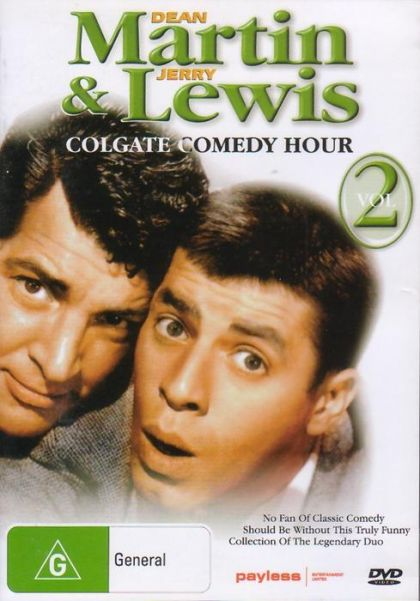 DVD - Dean Martin & Jerry Lewis : Volume 2 [1951] (Preowned)