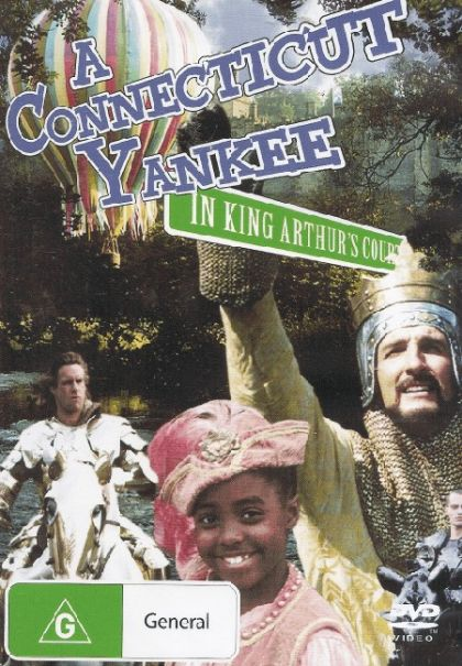 DVD - Connecticut Yankee : In King Arthurs Court (Preowned)