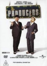 DVD - Producers, The [1967] (Preowned)