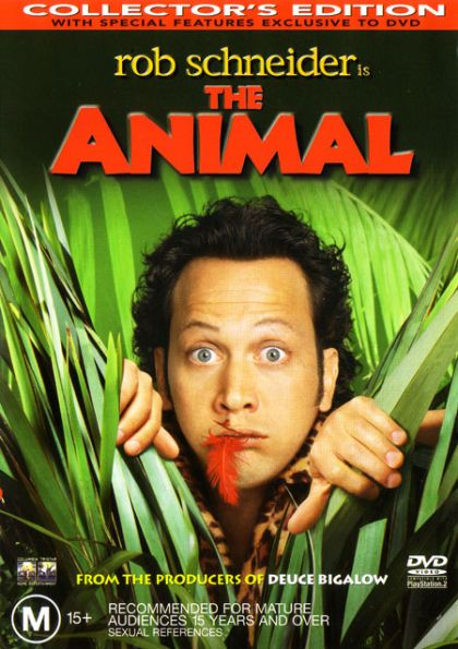DVD - Animal, The [2001] (Preowned)